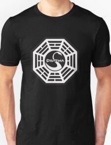 Keep Calm and Dharma Swan  T-Shirt