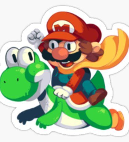 Super world 3 Sticker