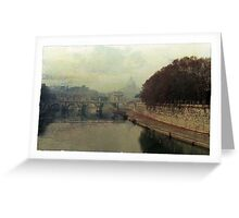 Lee Lee Ingram's 'Bridge' Greeting Card