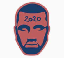Kanye for President 2020 by taliapaige