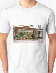 flower shop, Vienna, Austria T-Shirt