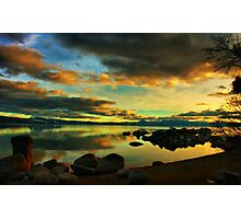 Tahoe Meditations Photographic Print