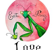 Eat Pray Love by annarosenaomi