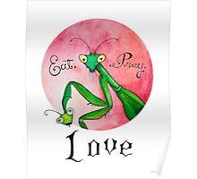 Eat Pray Love Poster