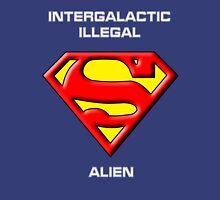 Intergalactic Illegal Alien Unisex T-Shirt