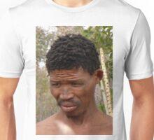 San (Bushman) Elder Unisex T-Shirt