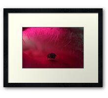 Ethereal Cavern  Framed Print