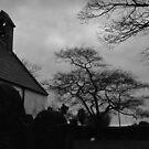 Balligan Church by Chris Cardwell