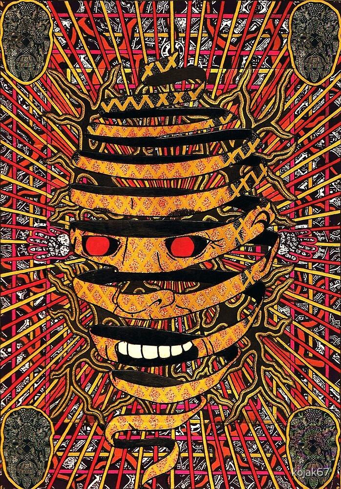 Release 2, Ink & Pencil by RIYAZ POCKETWALA