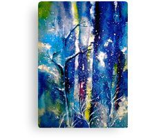 Winter....Grateful Canvas Print