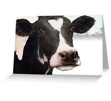 Stand By Your Cow! Greeting Card