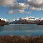 Mount Snowdon by steveransome