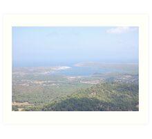 Menorca 2 Art Print