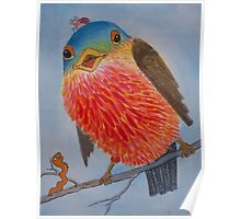 Lovebird Fantasia and Friends Poster