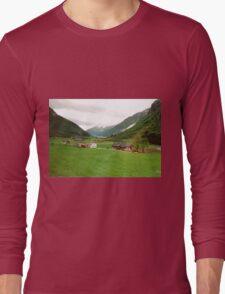 Rural Norway Long Sleeve T-Shirt