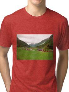 Rural Norway Tri-blend T-Shirt
