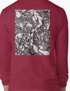Doodle 1- Life Long Sleeve T-Shirt