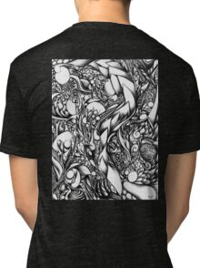 Doodle 1- Life Tri-blend T-Shirt