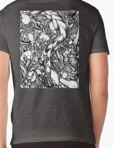 Doodle 1- Life Mens V-Neck T-Shirt