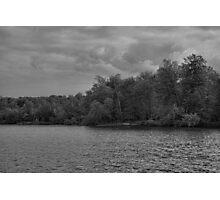 Bay Lake Gothic  Photographic Print