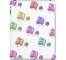 n64 colorfull iPad Case/Skin
