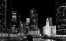 City signature - Chicago, IL by George Parapadakis (monocotylidono)