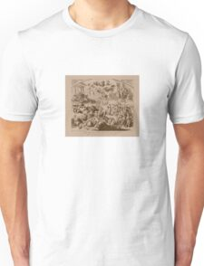 Vintage The End Of The Republican Party Print Unisex T-Shirt