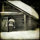 The hiding place by Morten Kristoffersen