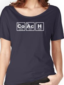 Coach - Periodic Table Women's Relaxed Fit T-Shirt