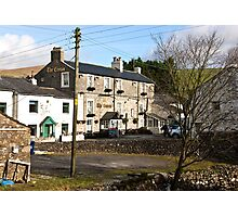 The Crown - Horton in Ribblesdale Photographic Print