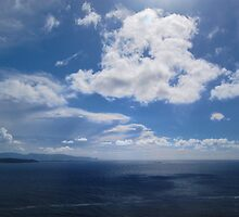 wild Donegal coast by chrisdeschepper