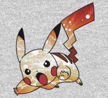 Pikachu Lightning by Volc4no