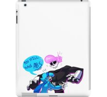 YOU STILL HAVE ABS iPad Case/Skin