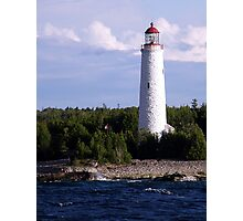 Tobermory Lighthouse Photographic Print