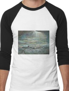 Winter Glory Men's Baseball ¾ T-Shirt