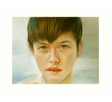 Venus As A Boy Art Print