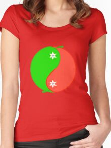 Sweet and Spicy Women's Fitted Scoop T-Shirt