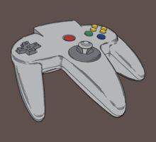 Vintage Nintendo 64 Controller by Volc4no