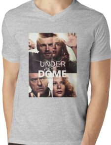 Under The Dome Mens V-Neck T-Shirt