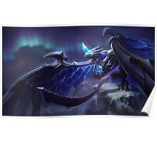 Blackfrost Anivia - League of Legends Poster