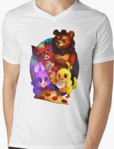 Celebrate Mens V-Neck T-Shirt