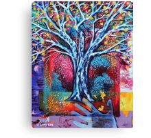 'The Dreaming Tree' Canvas Print