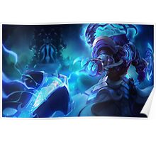 Championship Thresh - League of Legends Poster