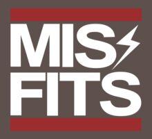 Run Misfits T-Shirt by yeahshirts