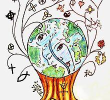 One World by Robin Monroe