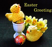 Easter Greetings by missmoneypenny