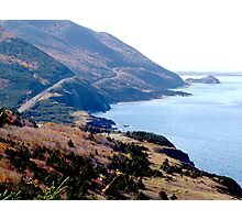 Cap Rouge, Cabot Trail Photographic Print