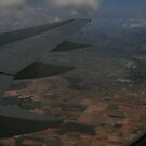 Patchwork of Mallorca by Chris  Munday