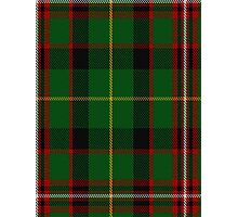 00413 George Brown Tartan Photographic Print