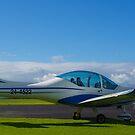 Texan Top Class LSA light aircraft, Tooradin Airport, Australia. by johnrf